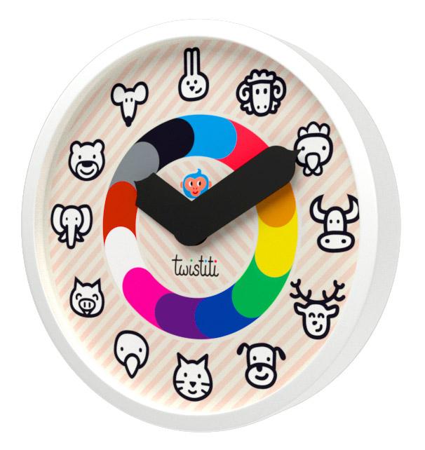 Image D Une Horloge horloge animaux - twistiti