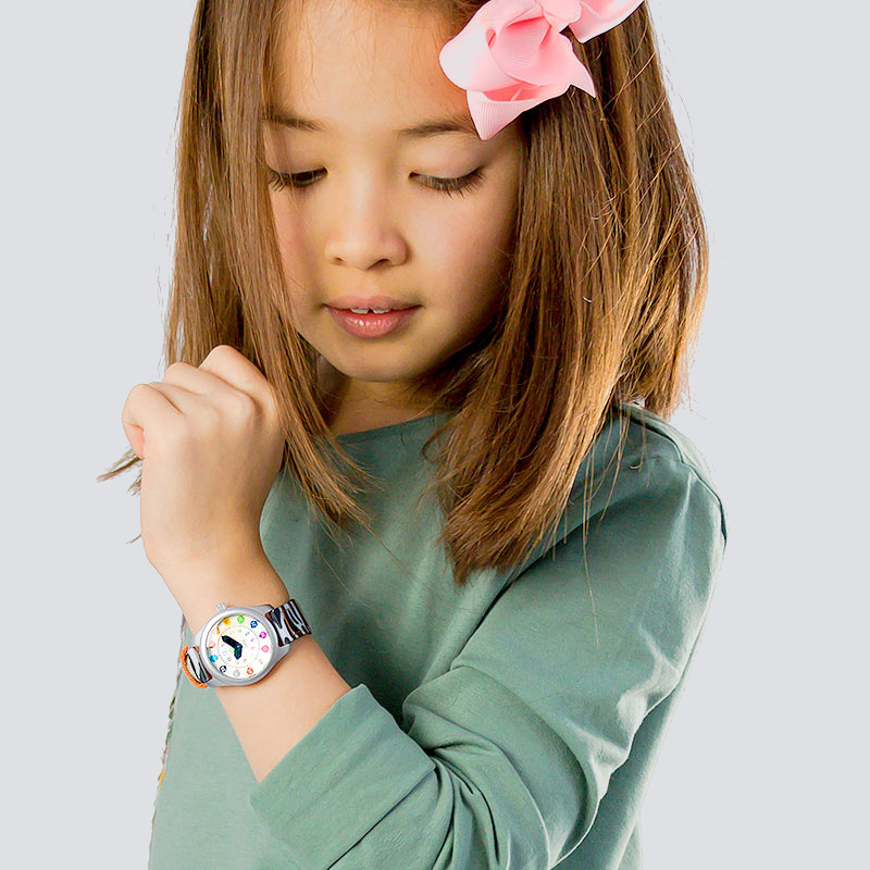 pedagogic watch girl